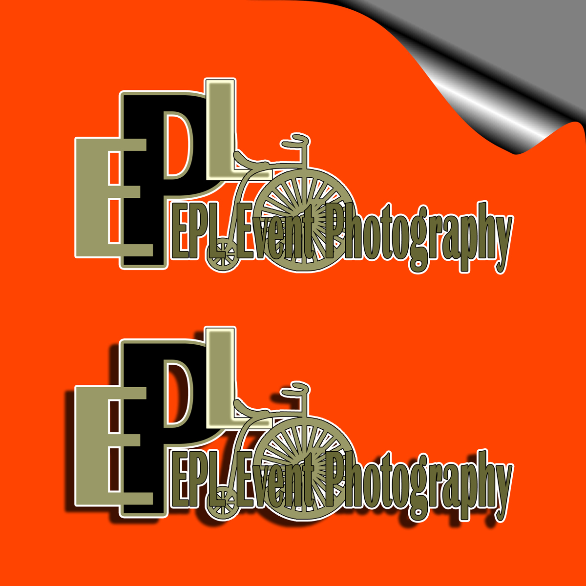 Logo Design by MITUCA ANDREI - Entry No. 20 in the Logo Design Contest New Logo Design for EPL Event Photography.
