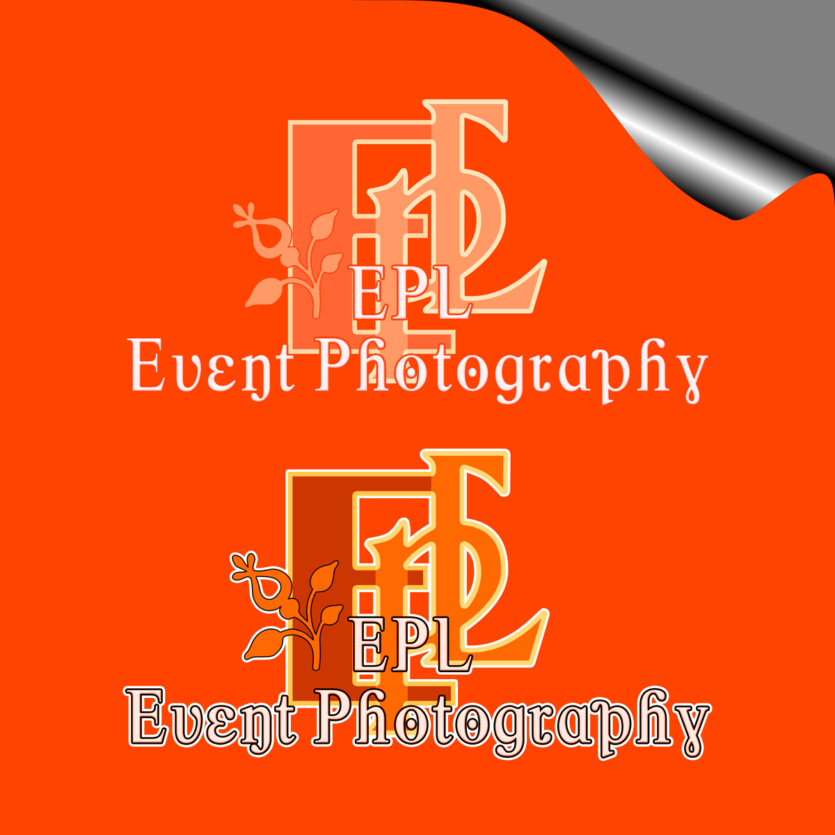 Logo Design by MITUCA ANDREI - Entry No. 21 in the Logo Design Contest New Logo Design for EPL Event Photography.