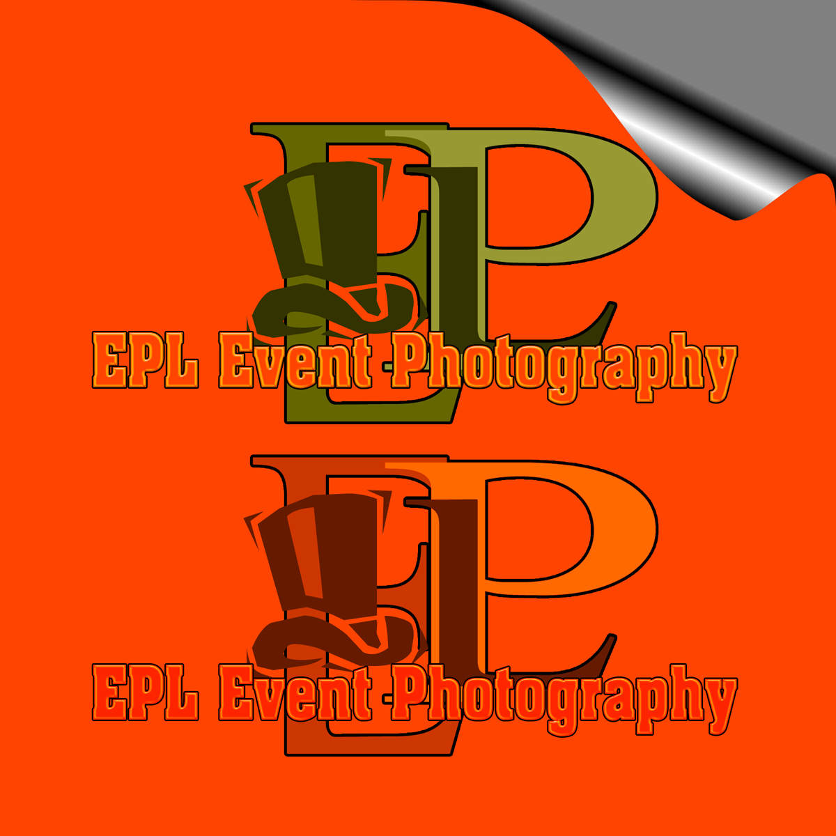Logo Design by MITUCA ANDREI - Entry No. 22 in the Logo Design Contest New Logo Design for EPL Event Photography.
