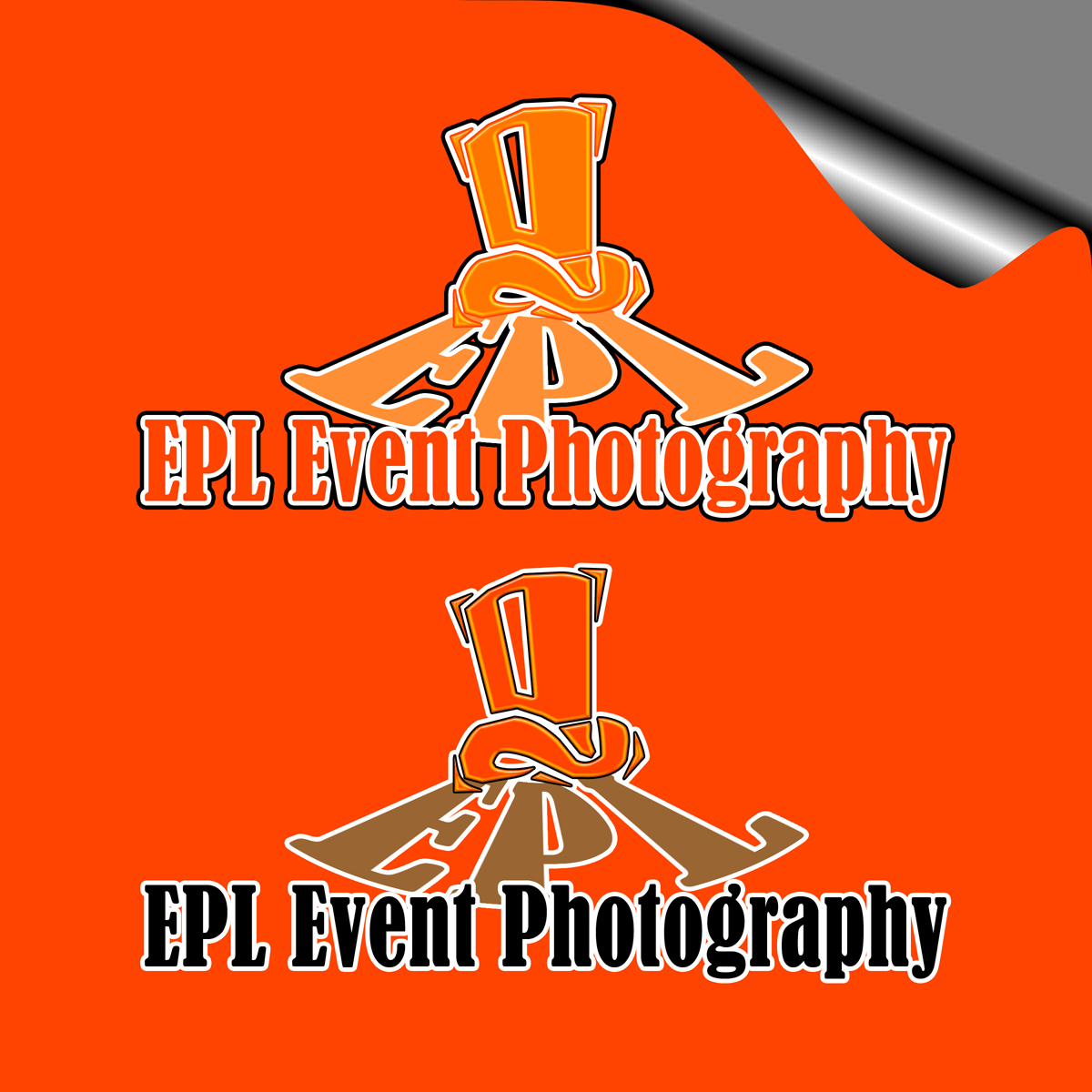 Logo Design by MITUCA ANDREI - Entry No. 24 in the Logo Design Contest New Logo Design for EPL Event Photography.