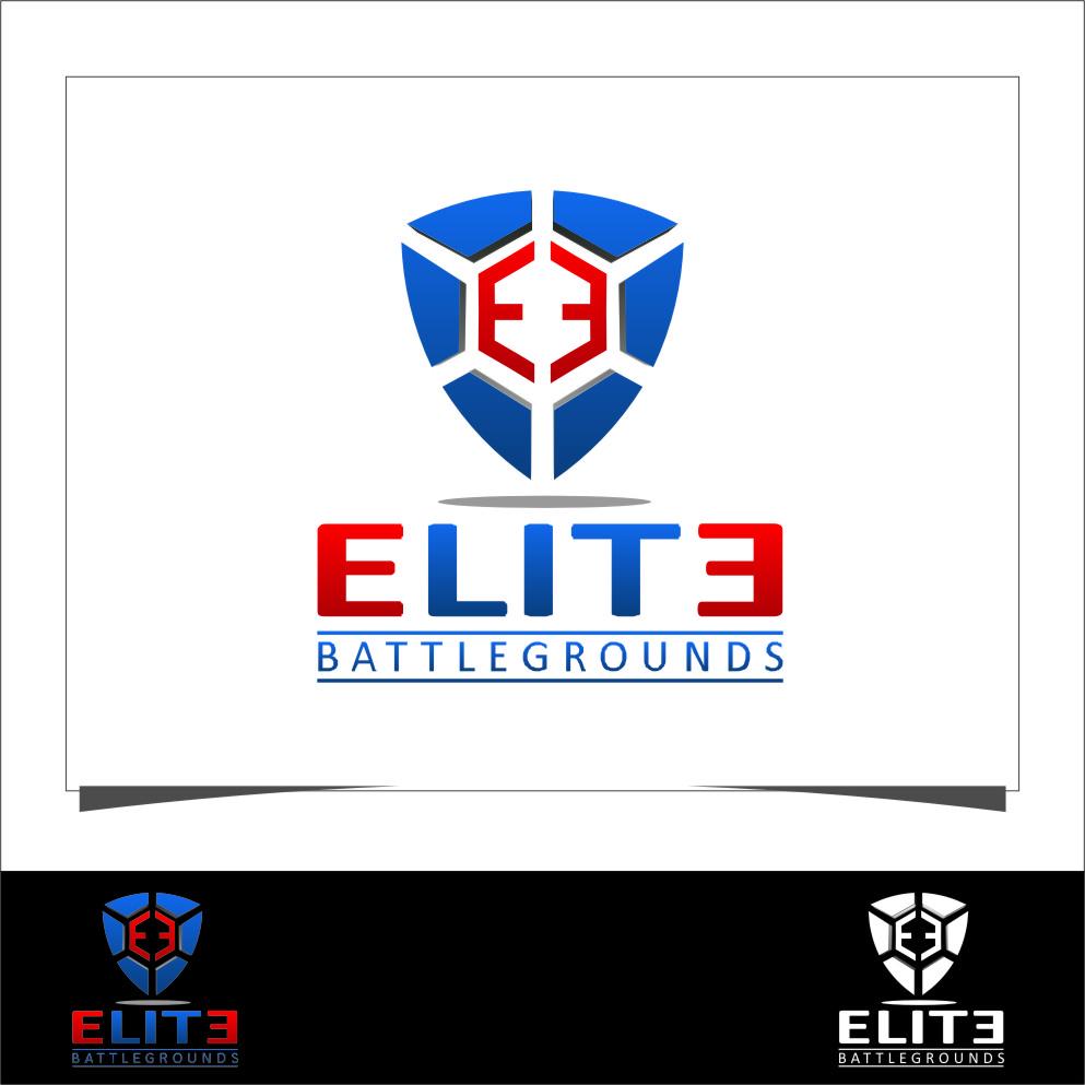 Logo Design by RasYa Muhammad Athaya - Entry No. 80 in the Logo Design Contest Creative Logo Design for Elite Battlegrounds.