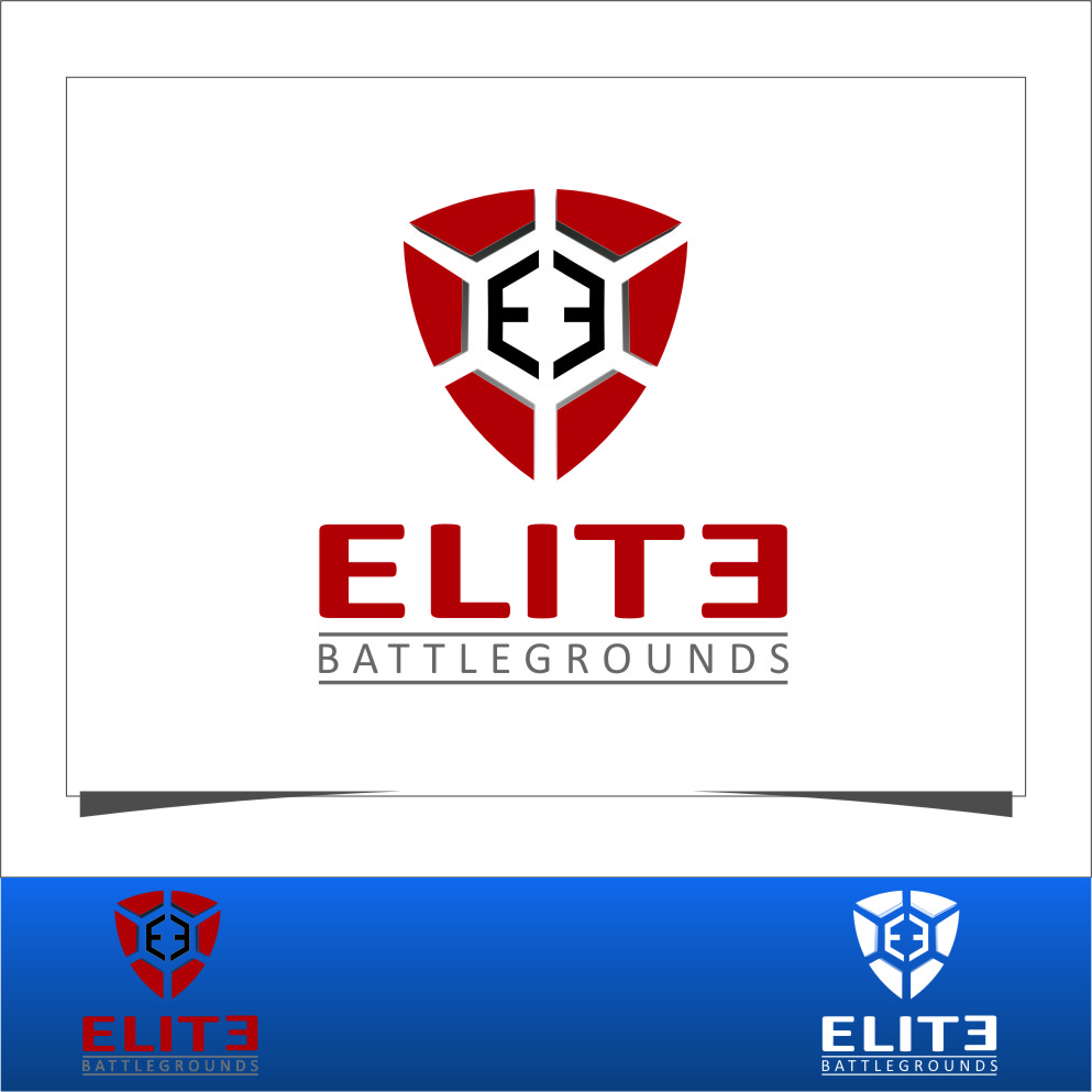 Logo Design by Ngepet_art - Entry No. 81 in the Logo Design Contest Creative Logo Design for Elite Battlegrounds.