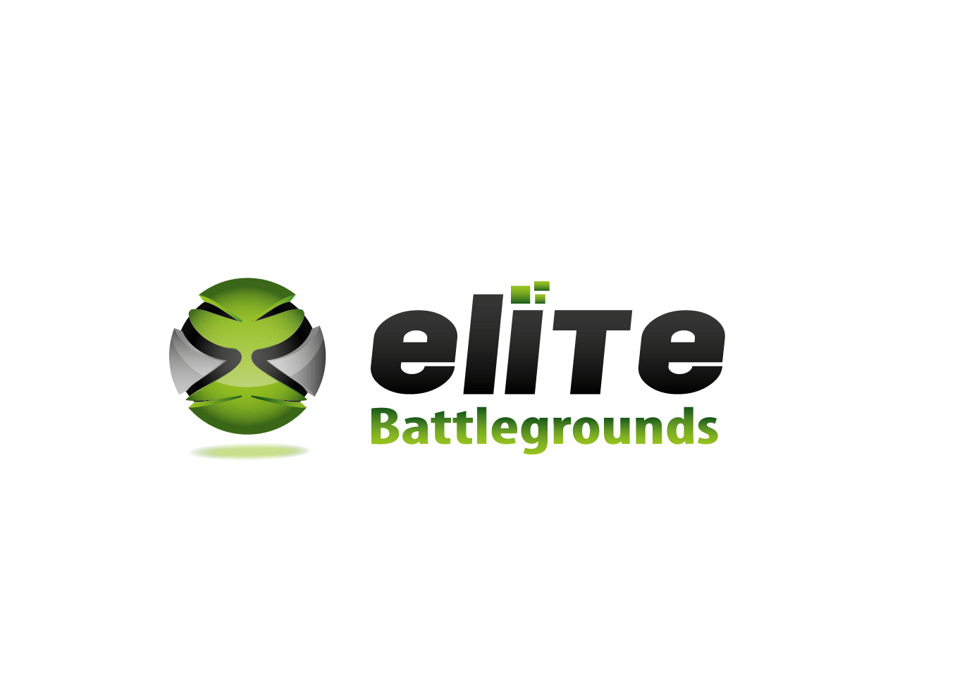 Logo Design by 354studio - Entry No. 82 in the Logo Design Contest Creative Logo Design for Elite Battlegrounds.