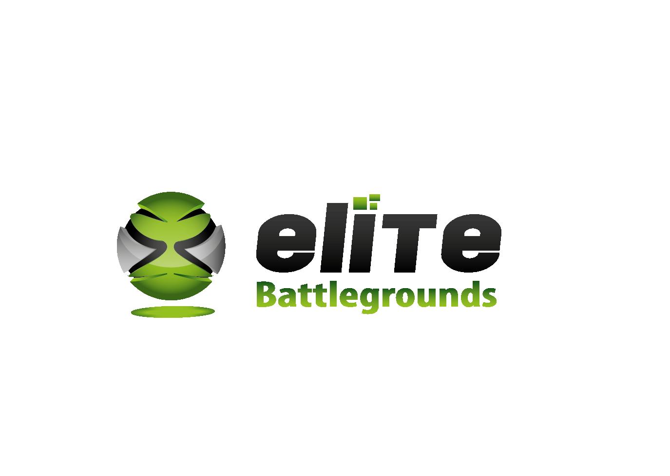 Logo Design by 354studio - Entry No. 82 in the Logo Design Contest Creative Logo Design for Elite Battlegrounds.