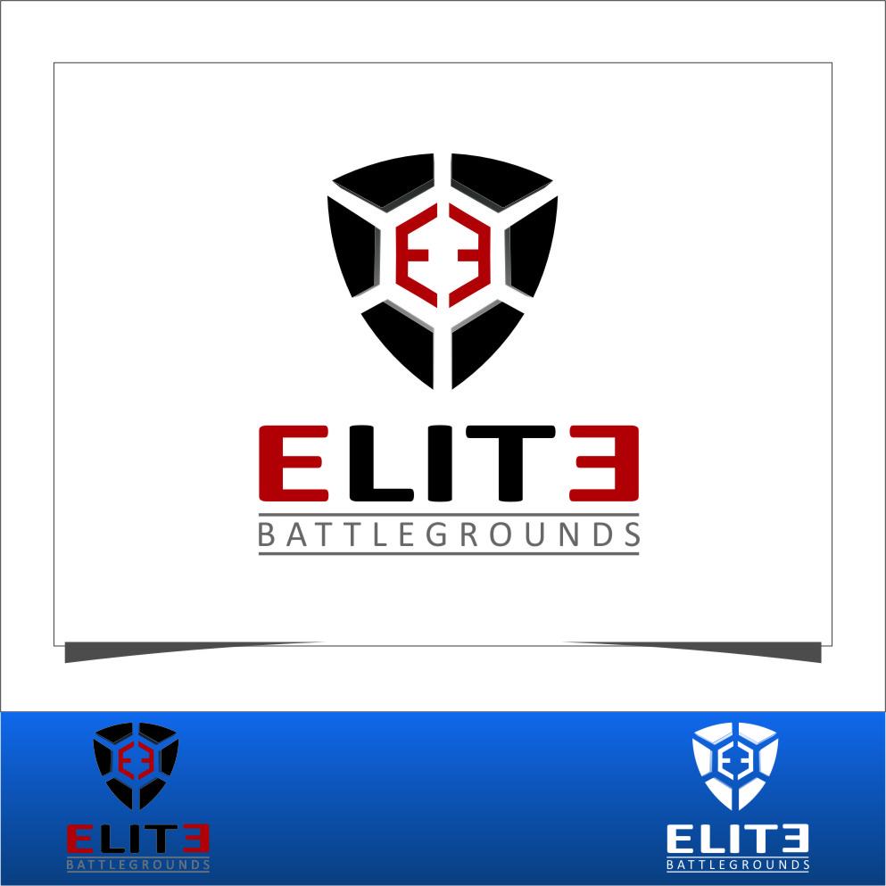 Logo Design by RasYa Muhammad Athaya - Entry No. 83 in the Logo Design Contest Creative Logo Design for Elite Battlegrounds.