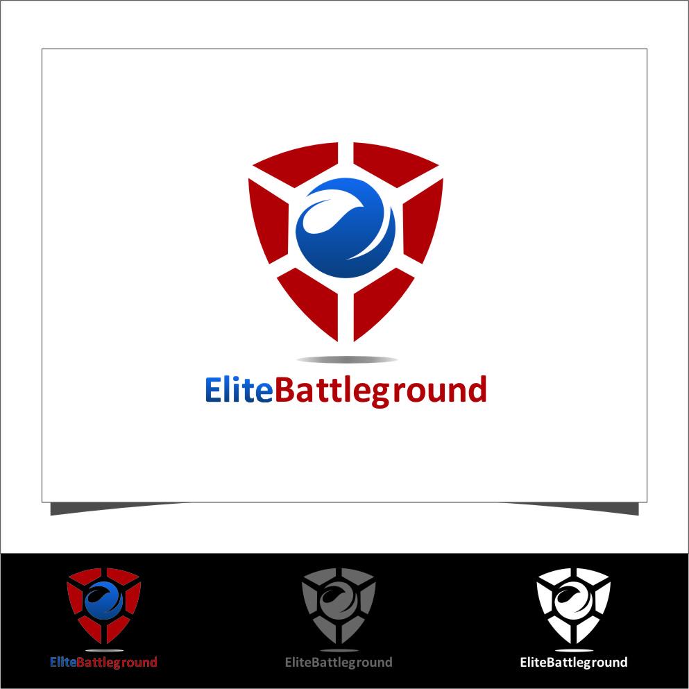 Logo Design by Ngepet_art - Entry No. 84 in the Logo Design Contest Creative Logo Design for Elite Battlegrounds.