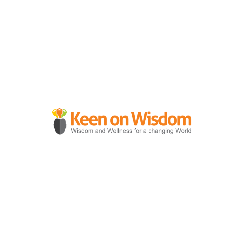Logo Design by moisesf - Entry No. 50 in the Logo Design Contest Logo Design for Keen on Wisdom, Keen for Life, Keen 4 Life.