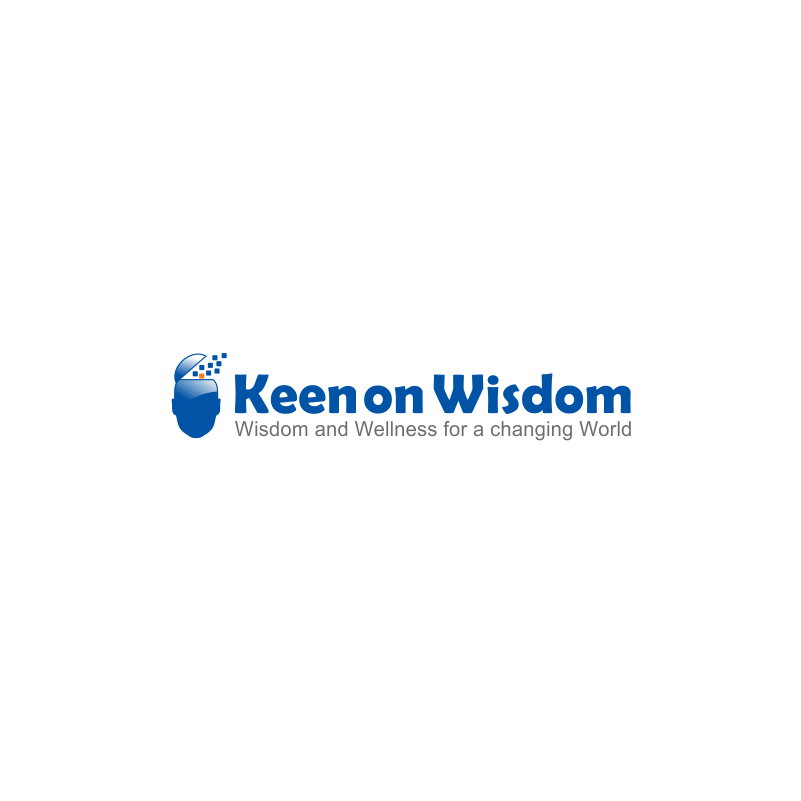 Logo Design by moisesf - Entry No. 51 in the Logo Design Contest Logo Design for Keen on Wisdom, Keen for Life, Keen 4 Life.