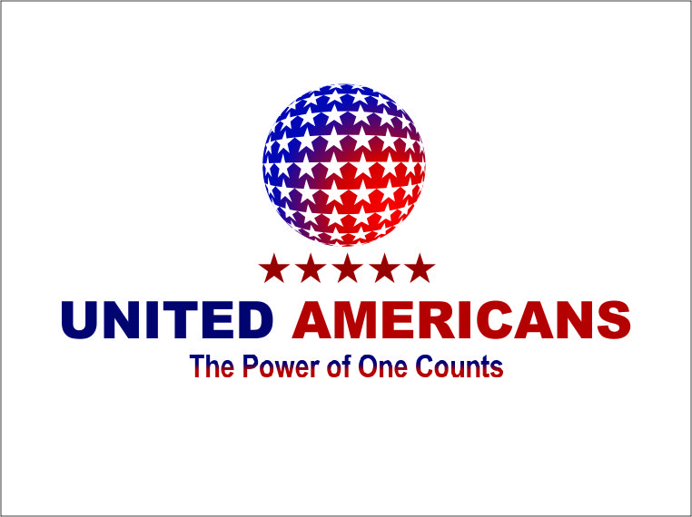 Logo Design by Agus Martoyo - Entry No. 77 in the Logo Design Contest Creative Logo Design for United Americans.
