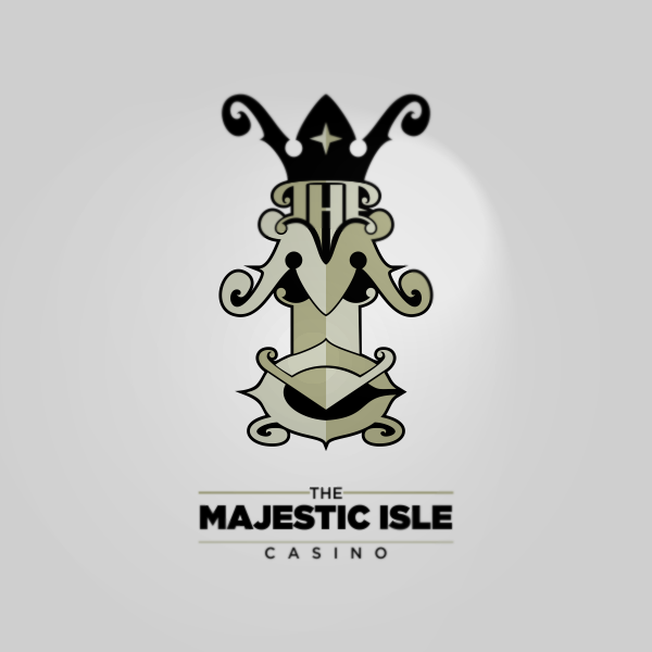 Logo Design by Private User - Entry No. 15 in the Logo Design Contest New Logo Design for The Majestic Isle Casino.