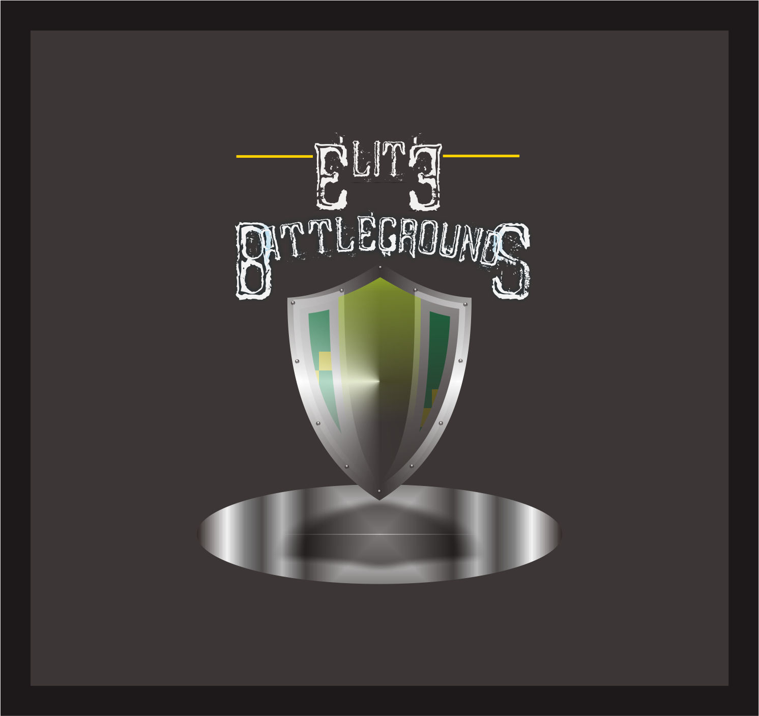 Logo Design by Teguh Hanuraga - Entry No. 89 in the Logo Design Contest Creative Logo Design for Elite Battlegrounds.