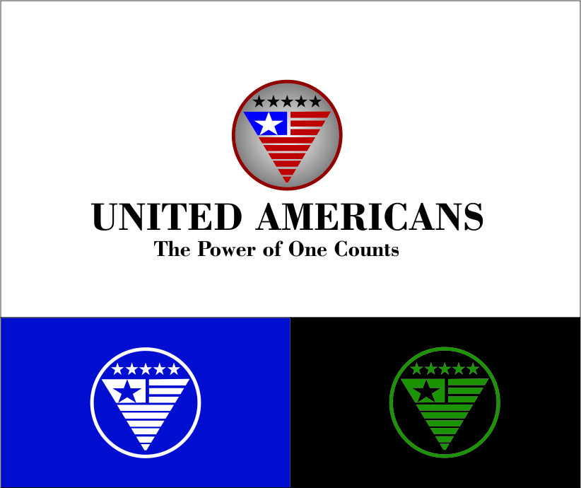 Logo Design by Agus Martoyo - Entry No. 79 in the Logo Design Contest Creative Logo Design for United Americans.