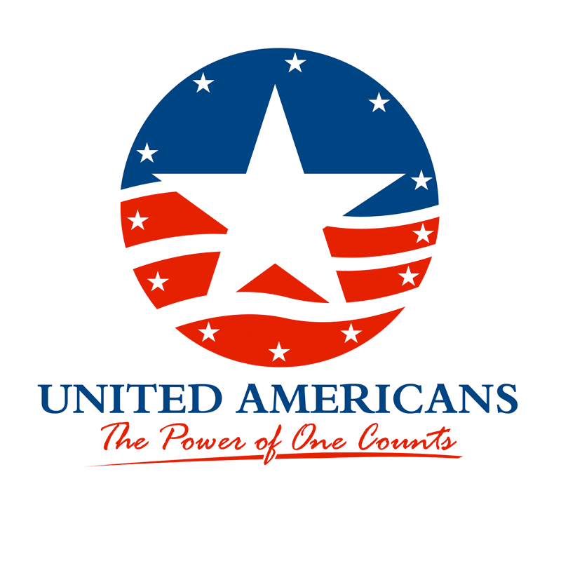 Logo Design by Private User - Entry No. 80 in the Logo Design Contest Creative Logo Design for United Americans.