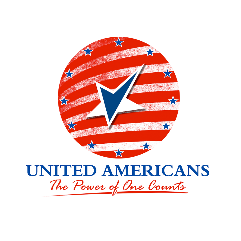 Logo Design by Private User - Entry No. 81 in the Logo Design Contest Creative Logo Design for United Americans.
