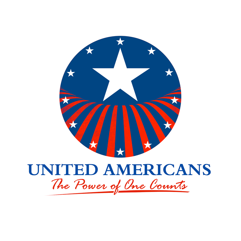 Logo Design by Private User - Entry No. 83 in the Logo Design Contest Creative Logo Design for United Americans.