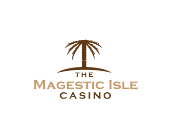 Logo Design by Alexandre - Entry No. 16 in the Logo Design Contest New Logo Design for The Majestic Isle Casino.