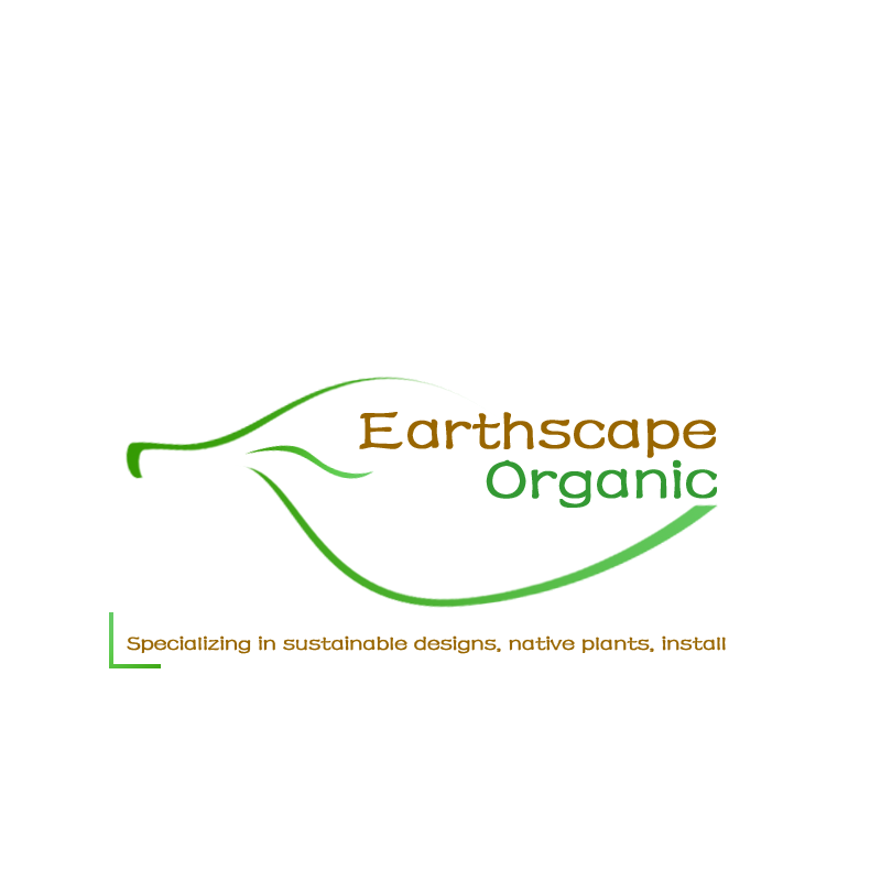 Logo Design by zams - Entry No. 48 in the Logo Design Contest Earthscapes Organic.