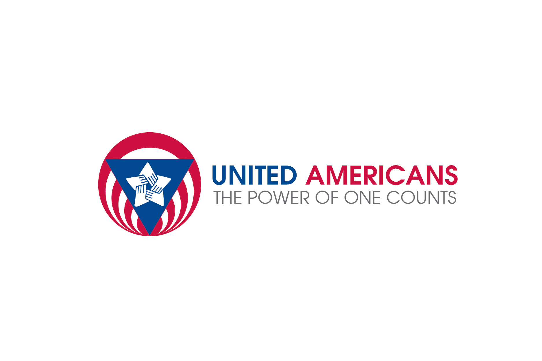 Logo Design by Private User - Entry No. 89 in the Logo Design Contest Creative Logo Design for United Americans.
