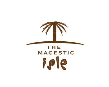 Logo Design by Alexandre - Entry No. 19 in the Logo Design Contest New Logo Design for The Majestic Isle Casino.