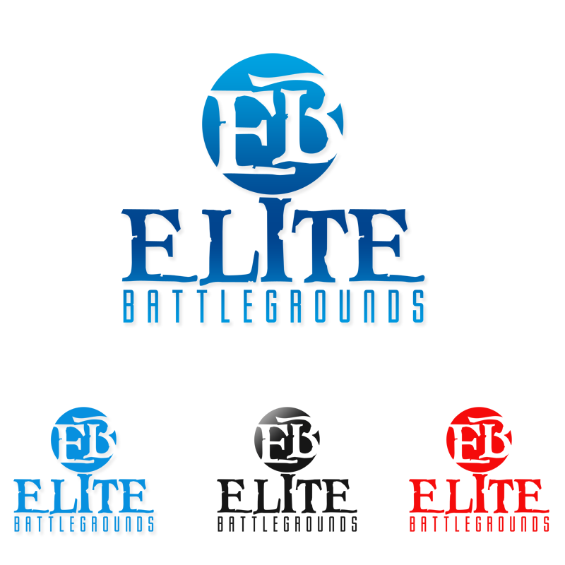 Logo Design by Private User - Entry No. 92 in the Logo Design Contest Creative Logo Design for Elite Battlegrounds.