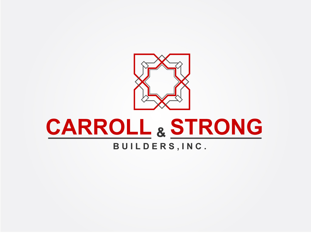 Logo Design by Jagdeep Singh - Entry No. 54 in the Logo Design Contest New Logo Design for Carroll & Strong Builders, Inc..