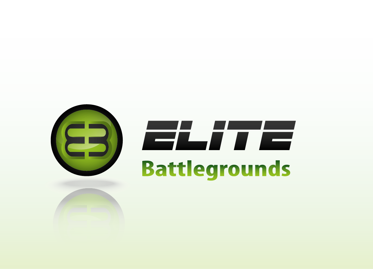 Logo Design by 354studio - Entry No. 96 in the Logo Design Contest Creative Logo Design for Elite Battlegrounds.