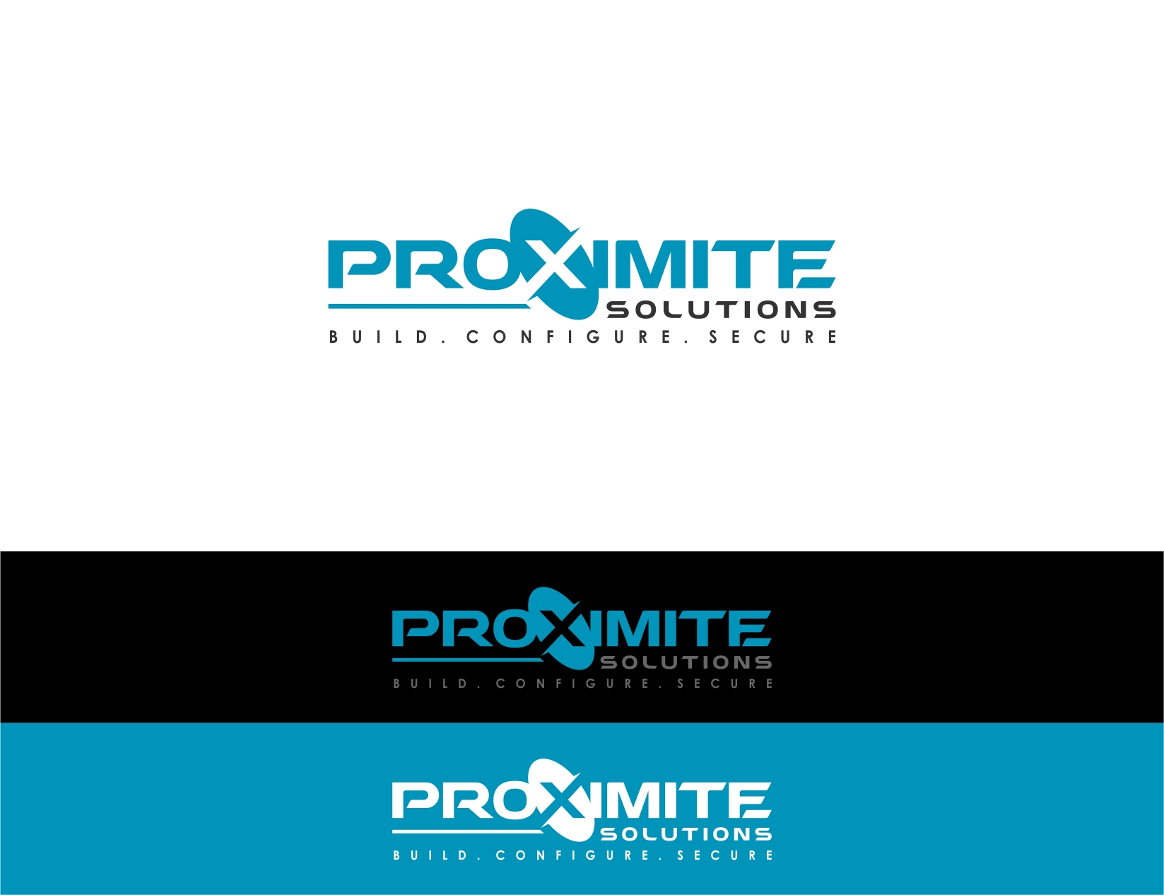 Logo Design by haidu - Entry No. 129 in the Logo Design Contest New Logo Design for Proximity Solutions.