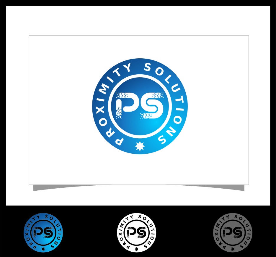 Logo Design by Ngepet_art - Entry No. 130 in the Logo Design Contest New Logo Design for Proximity Solutions.