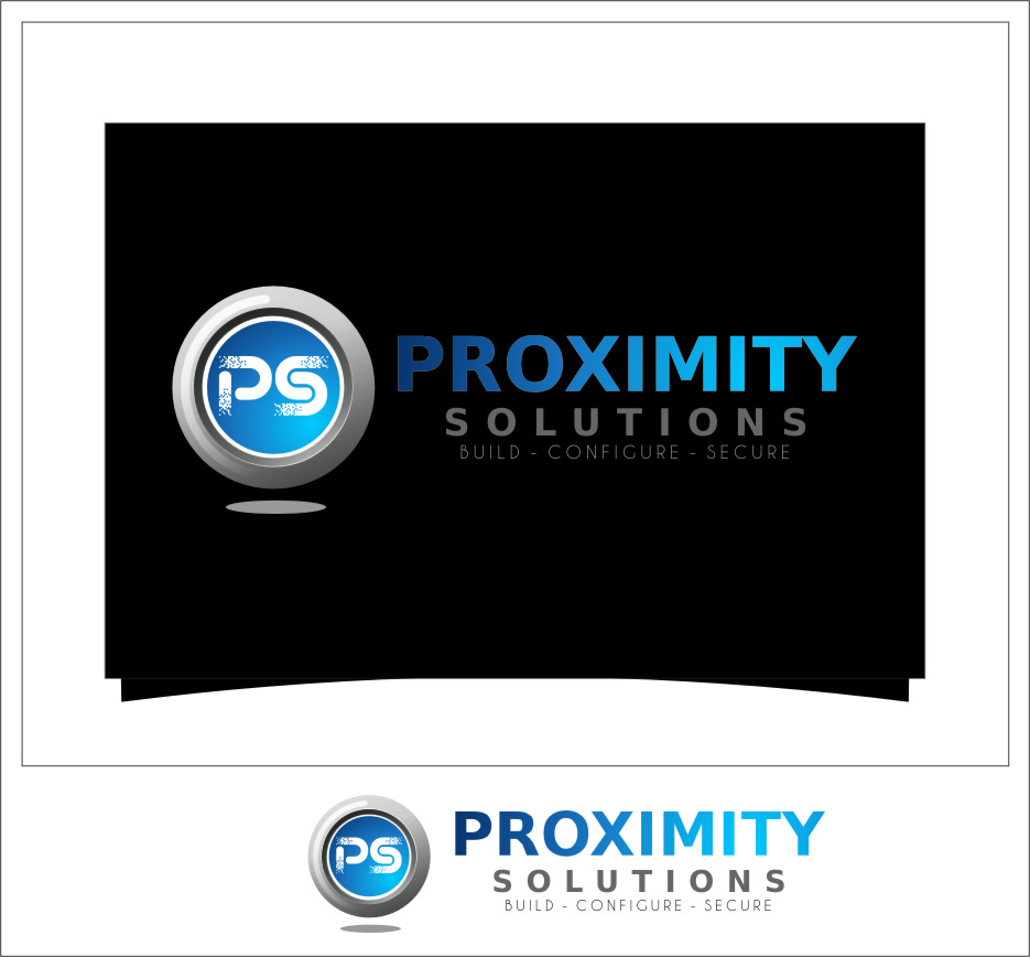 Logo Design by RasYa Muhammad Athaya - Entry No. 131 in the Logo Design Contest New Logo Design for Proximity Solutions.