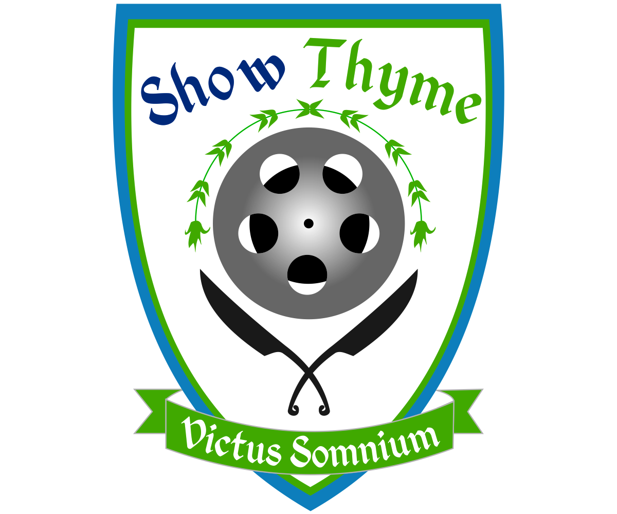 Logo Design by franz - Entry No. 22 in the Logo Design Contest Showthyme Catering Logo Design.