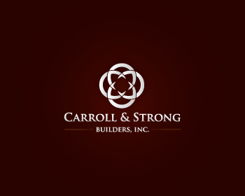 Logo Design by designhouse - Entry No. 57 in the Logo Design Contest New Logo Design for Carroll & Strong Builders, Inc..