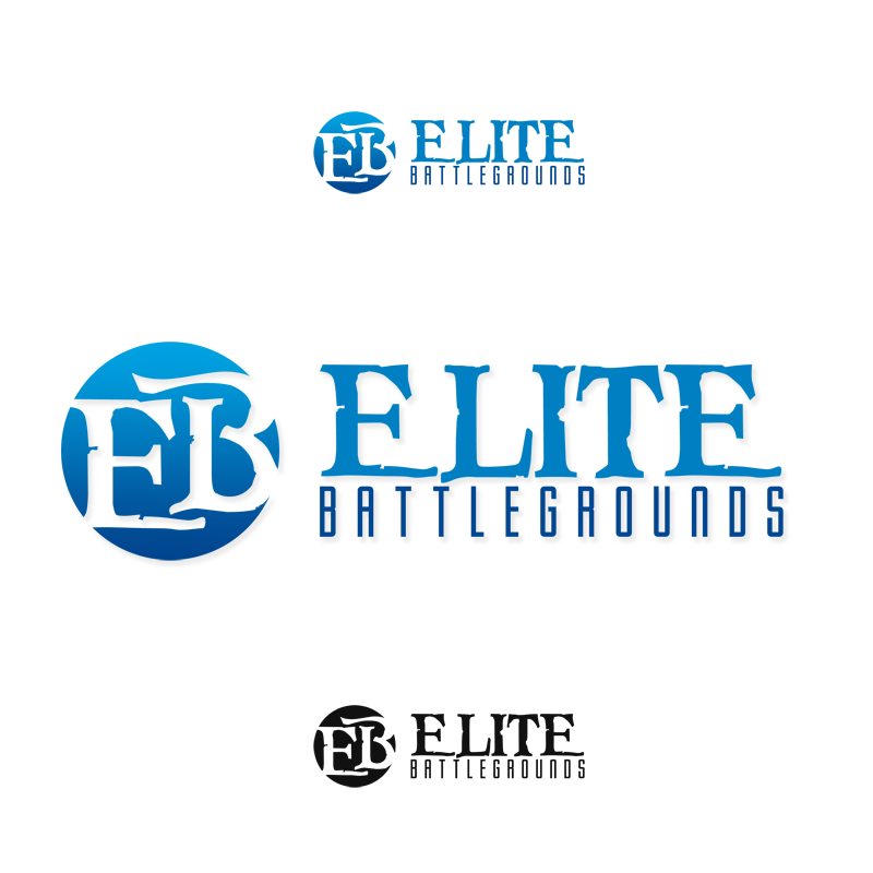 Logo Design by Robert Turla - Entry No. 100 in the Logo Design Contest Creative Logo Design for Elite Battlegrounds.