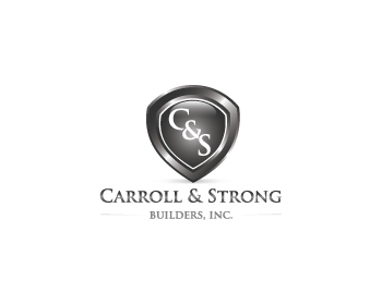 Logo Design by designhouse - Entry No. 58 in the Logo Design Contest New Logo Design for Carroll & Strong Builders, Inc..