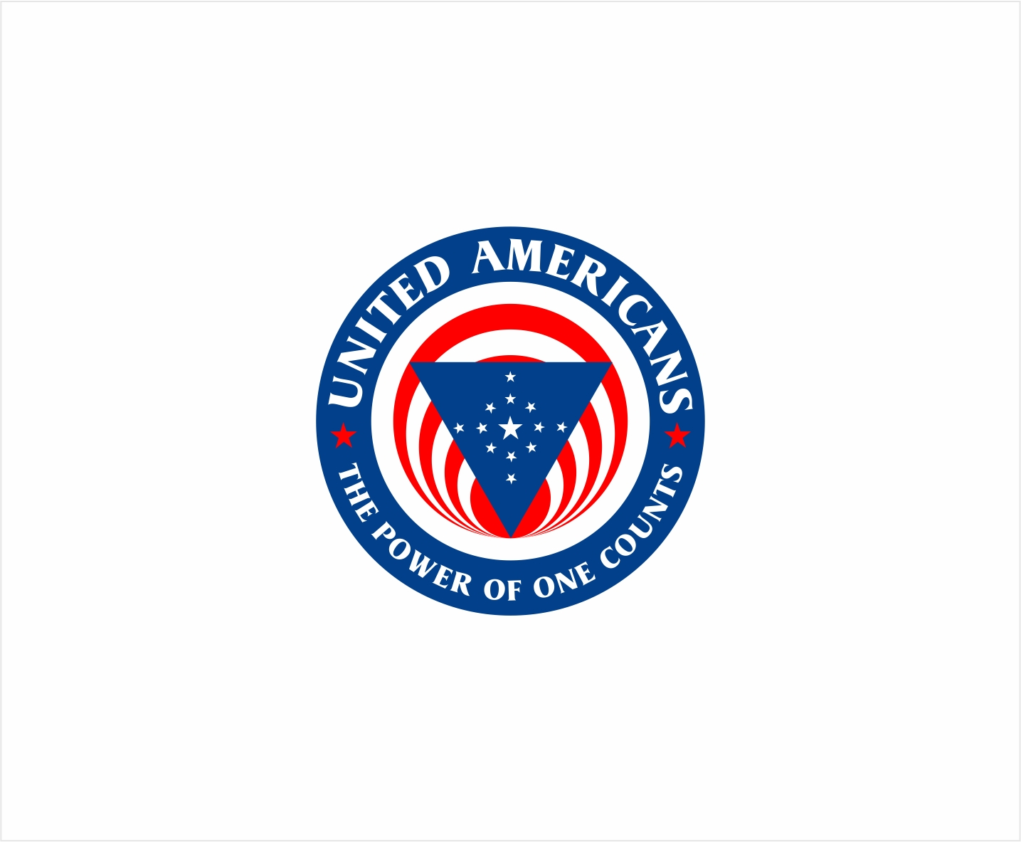 Logo Design by haidu - Entry No. 94 in the Logo Design Contest Creative Logo Design for United Americans.