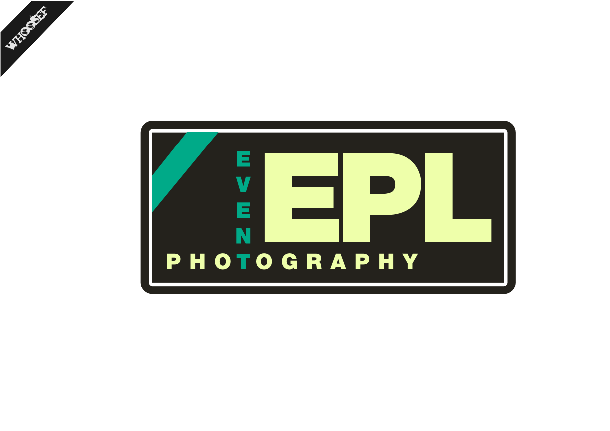 Logo Design by whoosef - Entry No. 36 in the Logo Design Contest New Logo Design for EPL Event Photography.