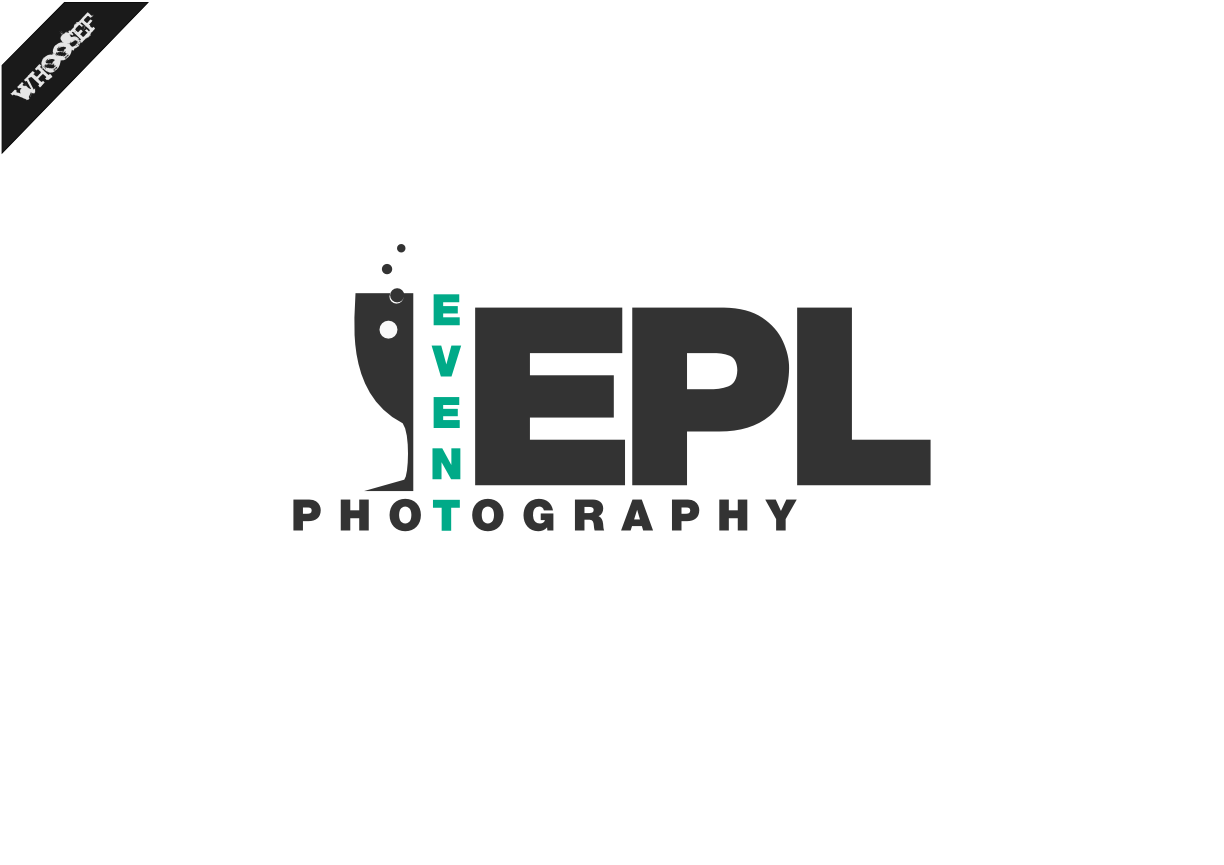 Logo Design by whoosef - Entry No. 37 in the Logo Design Contest New Logo Design for EPL Event Photography.