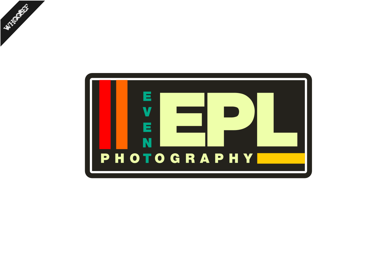 Logo Design by whoosef - Entry No. 39 in the Logo Design Contest New Logo Design for EPL Event Photography.