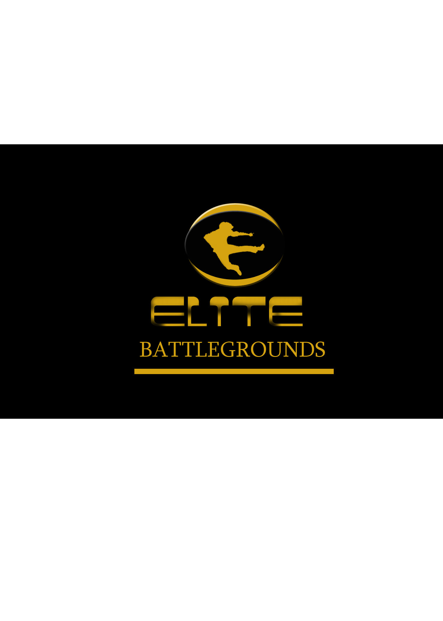 Logo Design by Mayvi Pasco - Entry No. 103 in the Logo Design Contest Creative Logo Design for Elite Battlegrounds.