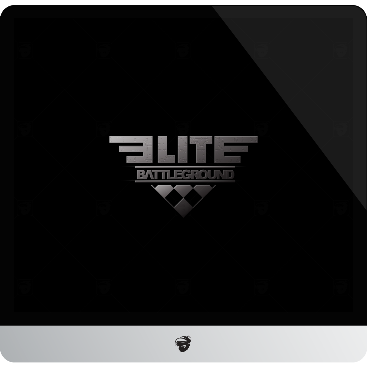 Logo Design by zesthar - Entry No. 105 in the Logo Design Contest Creative Logo Design for Elite Battlegrounds.