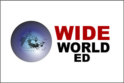 Logo Design by Agus Martoyo - Entry No. 36 in the Logo Design Contest New Logo Design for Wide World Ed.