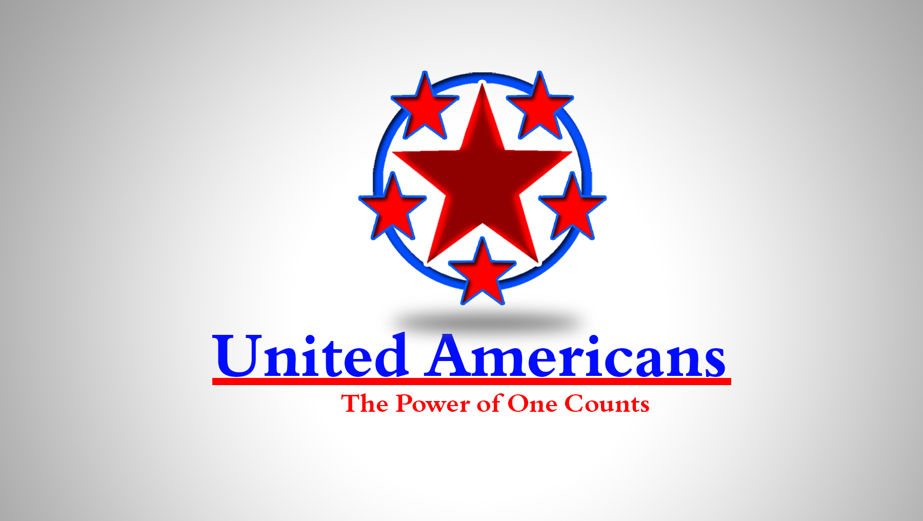 Logo Design by Private User - Entry No. 99 in the Logo Design Contest Creative Logo Design for United Americans.