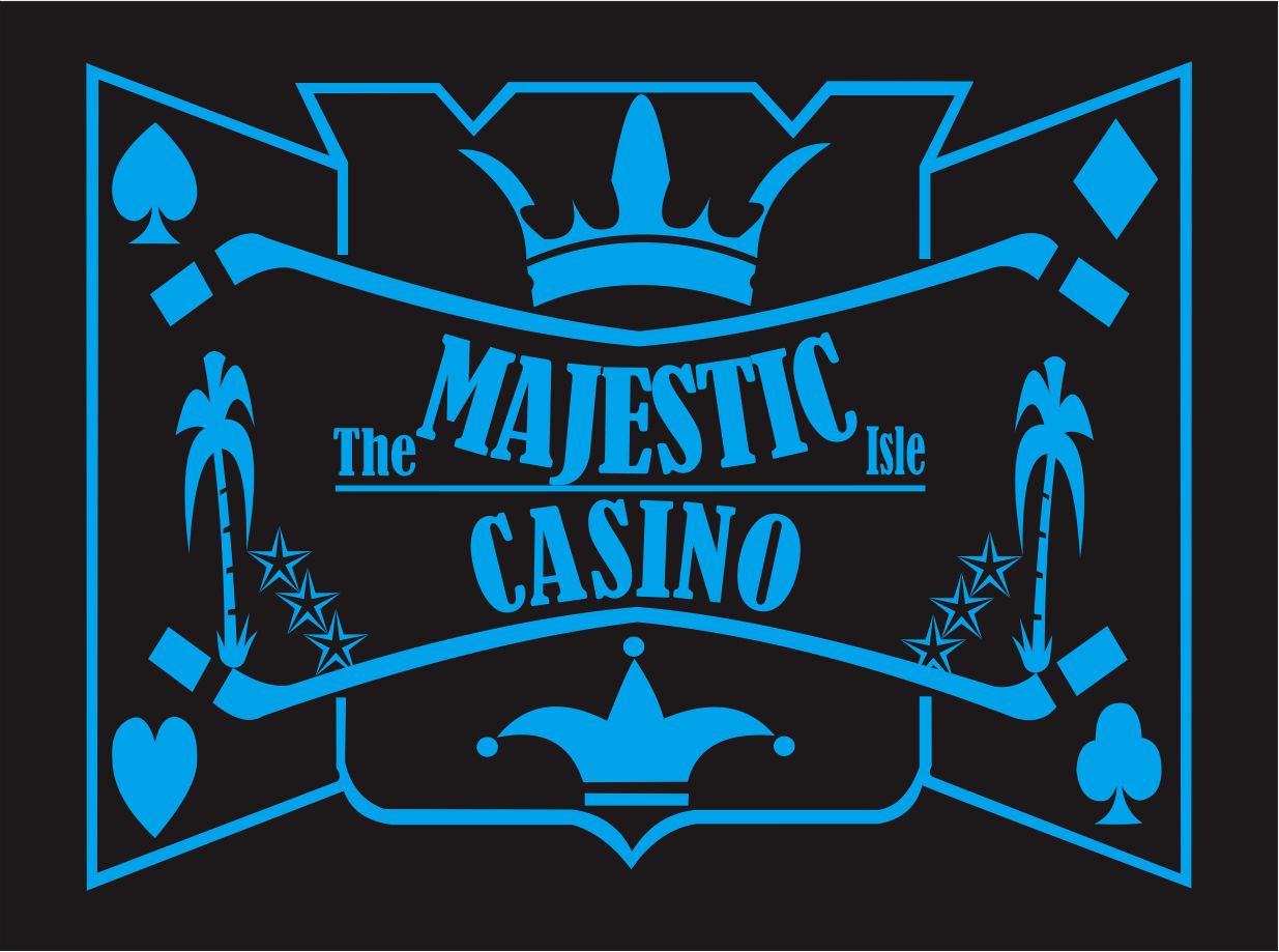 Logo Design by Teguh Hanuraga - Entry No. 27 in the Logo Design Contest New Logo Design for The Majestic Isle Casino.