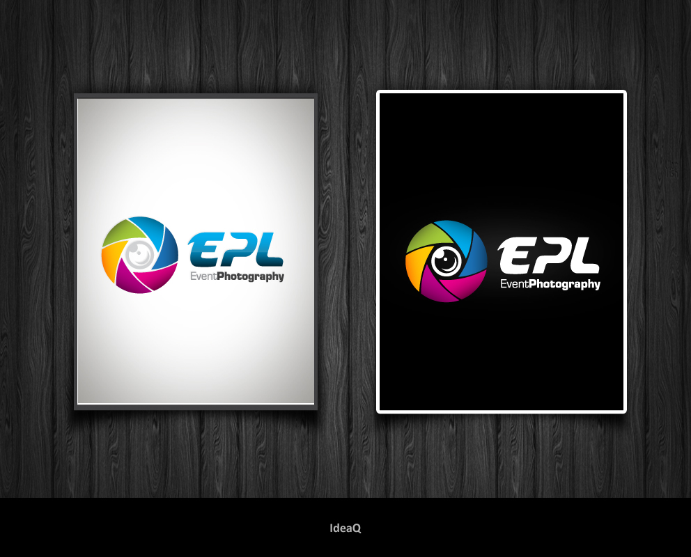 Logo Design by Private User - Entry No. 43 in the Logo Design Contest New Logo Design for EPL Event Photography.