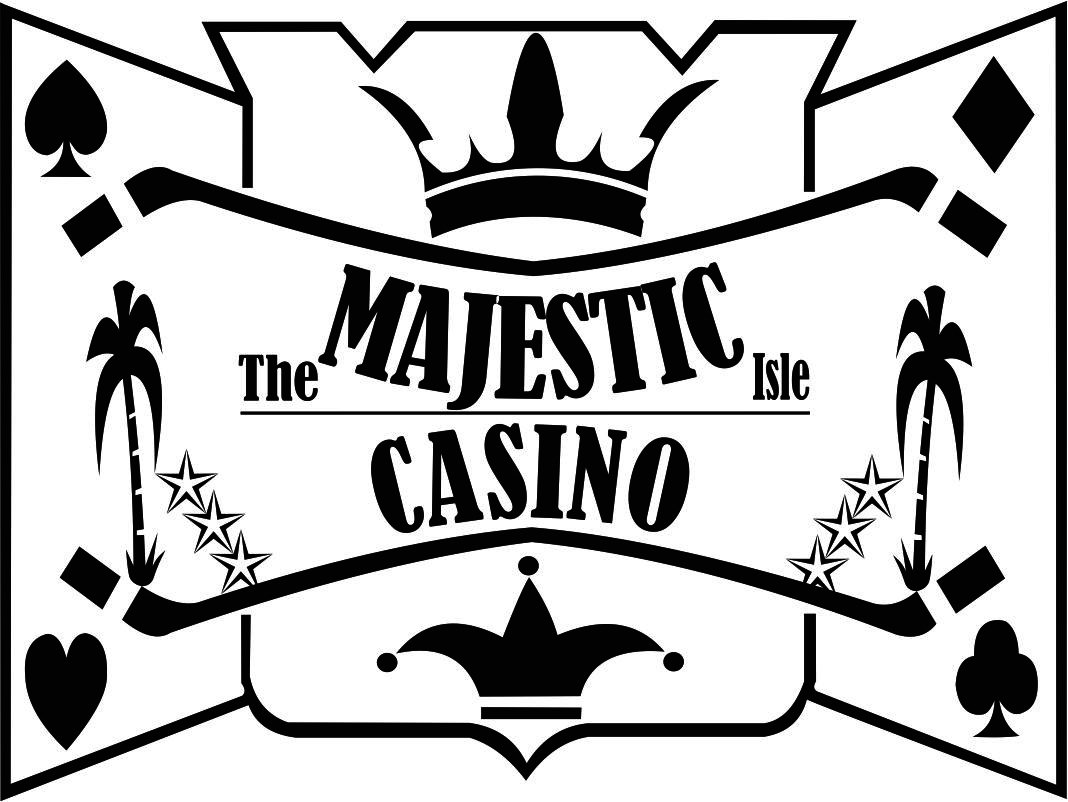 Logo Design by Teguh Hanuraga - Entry No. 28 in the Logo Design Contest New Logo Design for The Majestic Isle Casino.