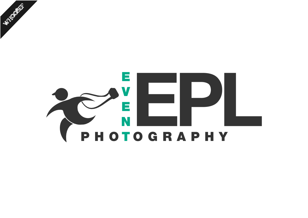 Logo Design by whoosef - Entry No. 45 in the Logo Design Contest New Logo Design for EPL Event Photography.