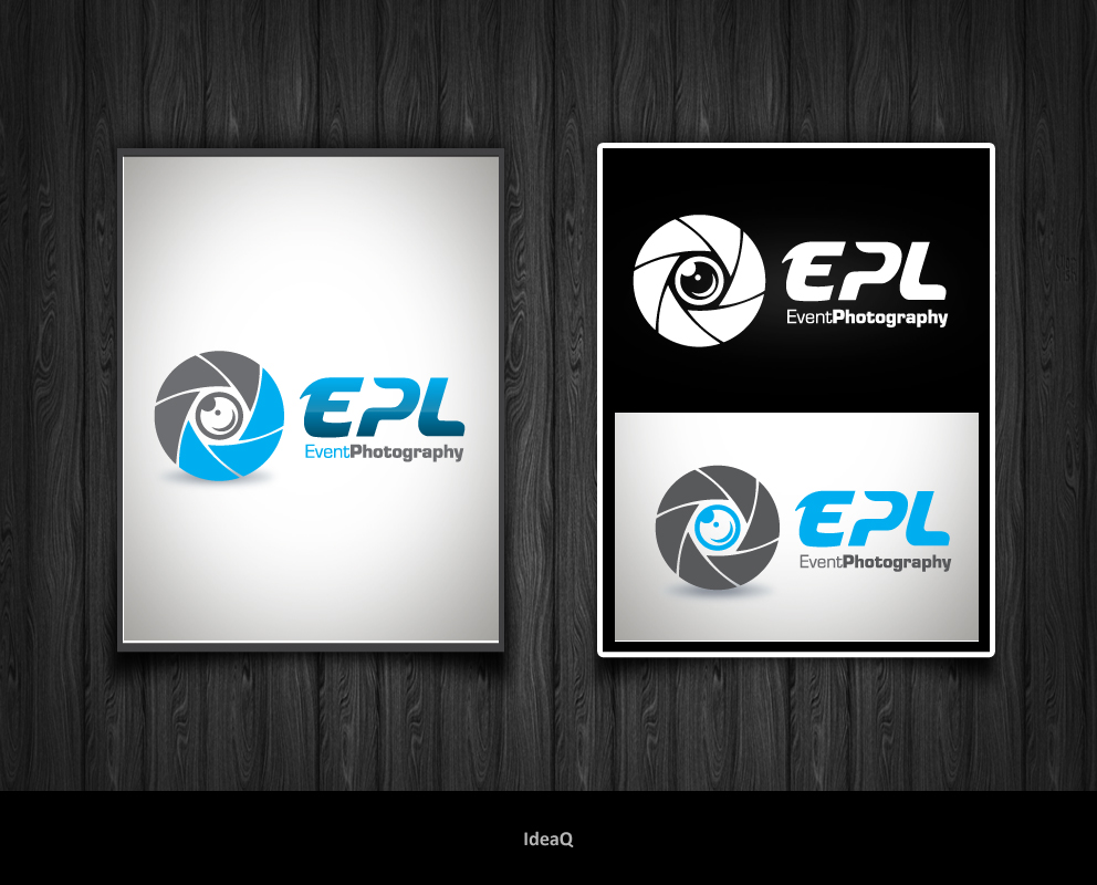 Logo Design by Private User - Entry No. 46 in the Logo Design Contest New Logo Design for EPL Event Photography.