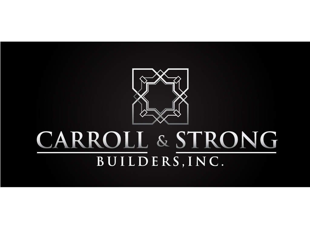 Logo Design by Jagdeep Singh - Entry No. 60 in the Logo Design Contest New Logo Design for Carroll & Strong Builders, Inc..