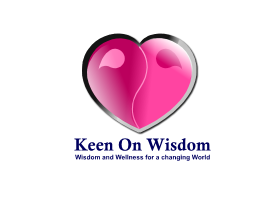 Logo Design by Ismail Adhi Wibowo - Entry No. 52 in the Logo Design Contest Logo Design for Keen on Wisdom, Keen for Life, Keen 4 Life.
