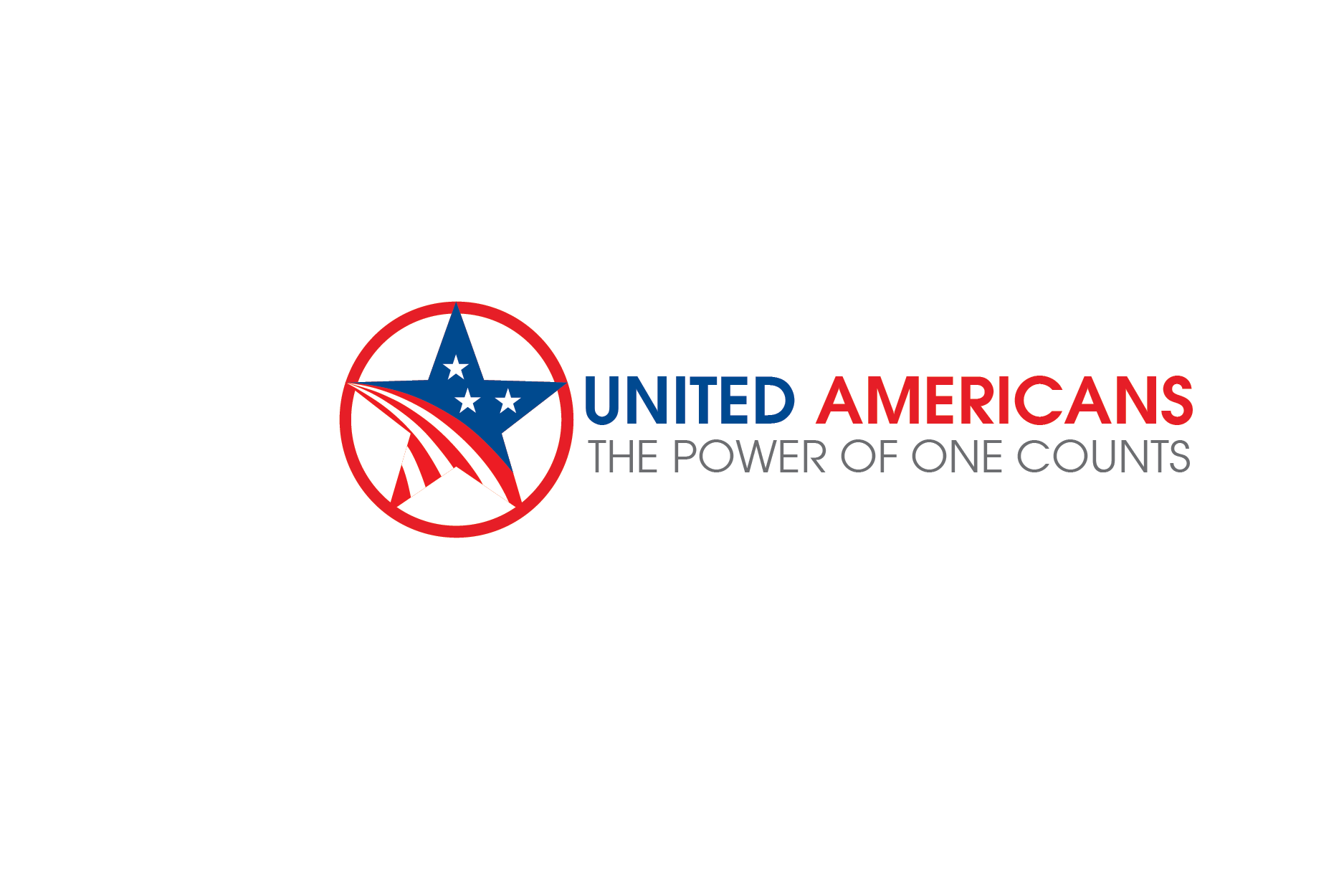 Logo Design by Private User - Entry No. 101 in the Logo Design Contest Creative Logo Design for United Americans.