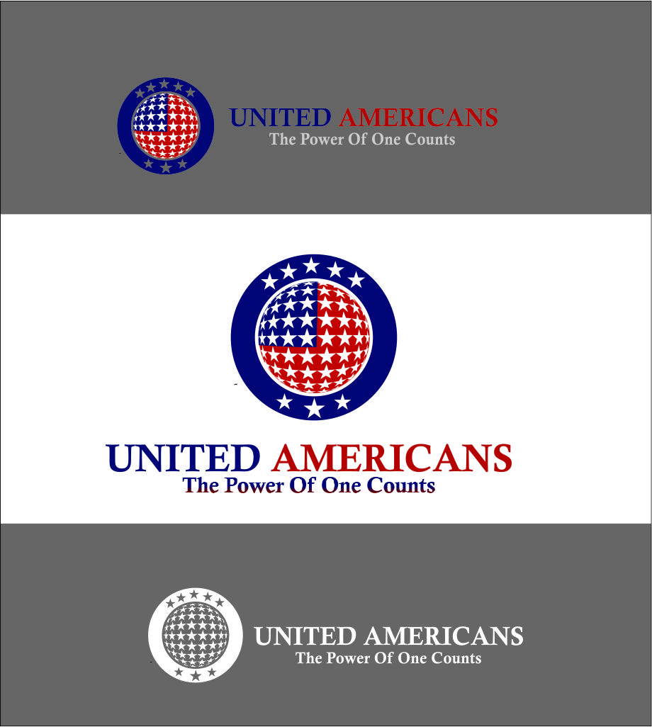 Logo Design by Agus Martoyo - Entry No. 105 in the Logo Design Contest Creative Logo Design for United Americans.